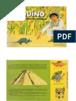 Père Castor Aquino un petit indien du Mexique 1971