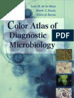 Color Atlas of Diagnostic Microbiology