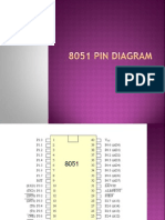 8051 pin diagram