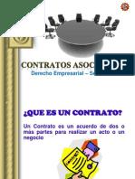 Contratos de Consorcio