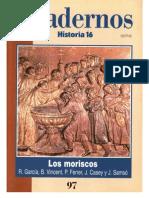 Cuadernos Historia 16, nº 097 - Los Moriscos