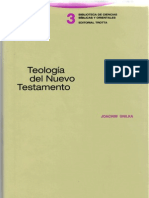 Joachim Gnilka - Teologia Del Nuevo Testamento