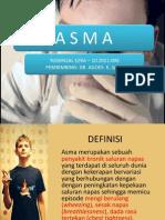 Presentasi Referat Asma