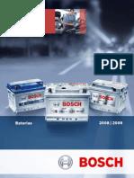 Catalogo Baterias 2008 2009
