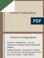 Electron Configurations Pre AP