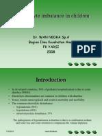 Elektrolit Imbalance.dr Ined