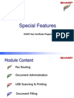 Special Features Module