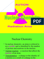 Nuclear Chemistry Pre Ap2008