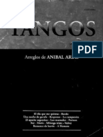 Tangos Album N.2 Arreglos de Anibal Arias