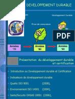 DD et formation d'ingénieurs fevrier 2010