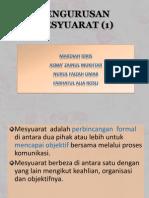 53358880 Pengurusan GERKO Pengurusan Mesyuarat