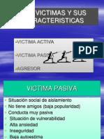 Las Victimas y Sus Caracteristicas. Bullyng - Copia
