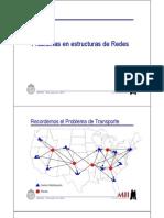 Redes y Grafos 2013