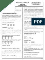 Analise Combinatorio EAC