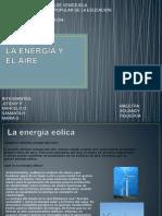 La Energia y El Aire