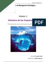 Módulo 2 - Dinámica de las Organizaciones