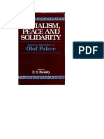 Socilaism Peace and Solidarity