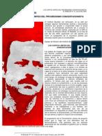 LOS CORTOS LÍMITES DEL PROGRESISMO CONCERTACIONISTA - Julio del 200