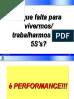 5S's - Dinâmica