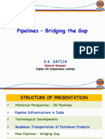 Pipelines Bridging the Gap SKS 11th Dec