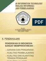 pemanfaataninformationtechnologyteknologiinformasidalam-120509210232-phpapp01