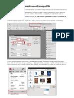 Crear Portafolio Interactivo Con Indesign CS4