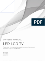 60ls579c Owner Manual