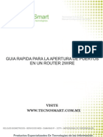 Configuracion Router 2 Wire