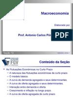 Macroeconomia - Secao 10 - Flutuações Econômicas no Curto Prazo