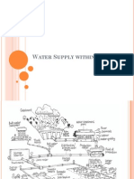 Water Supply Within Blding