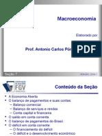 Macro Eco No Mia - Secao 07 - A Economia Aberta