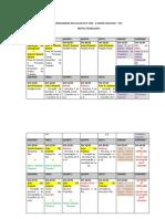 017 2013-04-08 OAB 2 FASE DIREITO DO TRABALHO Cronograma Sugestao de Cronograma (1)
