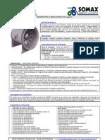 Ventilador Axial SOMAX