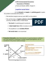 Marginal cost-benefit