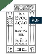 0325 Uma Evocacao de Bartzabel o Espirito de Marte