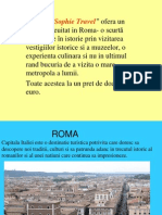 Prezentare ppt. Sejur Roma