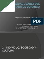 Capitulo Dos Sociologia