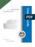 DELL iSCSI to SAS User Guide