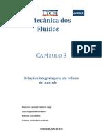 Mecânica dos Fluidos - Resumo cap 3