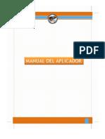 Manual Del Aplicador Edil