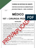 Saúde_AP_Médico_107_Cirurgia Pediátrica