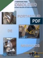 Portafolio de Negocios - Maquinaria y Servicios para Rotomoldeo - Bogotá Colombia