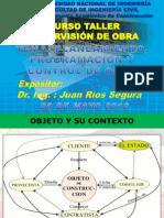 Planeamiento Programacion y Control de Obra (Dr. Juan Rios Segura)