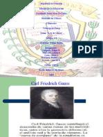 Ley de Gauss Grupo 3