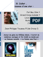 Cadeau de Jeanne pour Jean-Philippe Touzeau du blog Révolution Personnelle