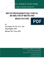 DPI Why Restaurants Fail