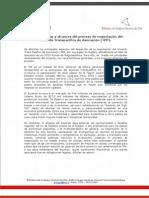 Caracteristicas y Alcances Del Proceso de Negociacion Del Acuerdo Transpacifico de Asociacion