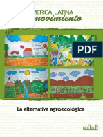 La alternativa agroecológica
