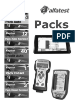 Tabela Packs Abril 2013
