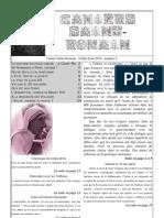 Cahiers Saint-Romain numéro 2 - juillet-aout 2013